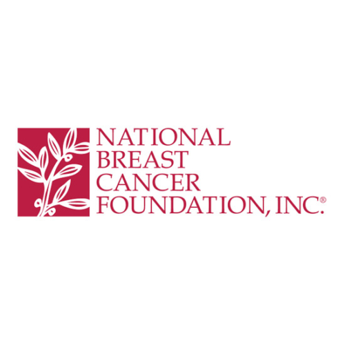 National Breast Cancer Foundation, National Breast Cancer Foundation logo, All Around Active, Give Back Program Clients