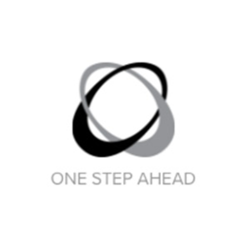 One Step Ahead Logo, One Step Ahead, All Around Active, activewear