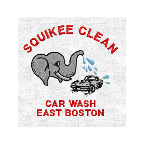 Squikee Clean Car Wash, Squikee Clean Car Wash logo, All Around Active, Give Back Program Clients