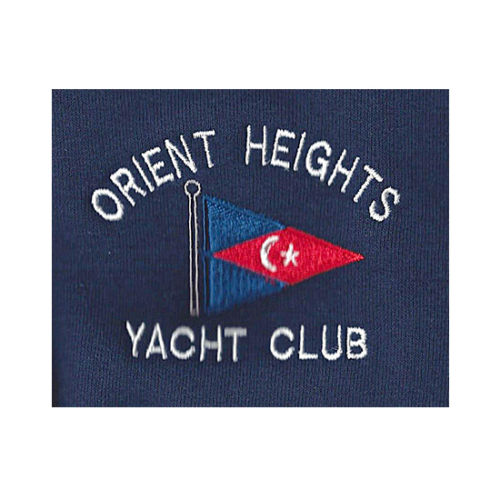 Orient Heights Yacht Club, Orient Heights Yacht Club logo, All Around Active, Give Back Program Clients